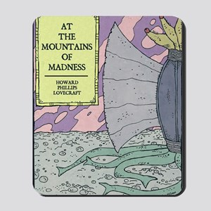 MOUNTAINS OF MADNESS POSTER Mousepad
