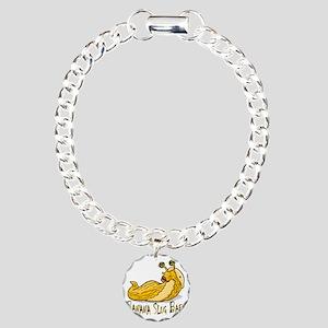 slugbabe2a Charm Bracelet, One Charm