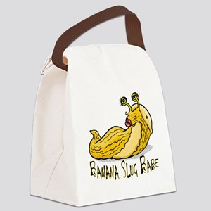 slugbabe2a Canvas Lunch Bag