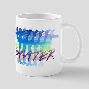 Rainbow Skaters Mugs