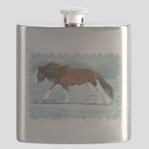 Clydesdale Flask