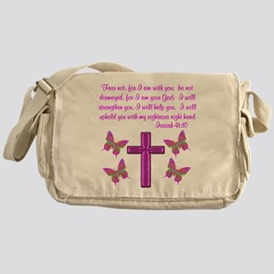 ISAIAH 41:10 Messenger Bag