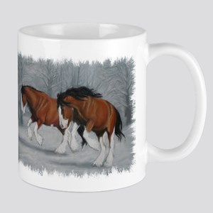 Clydesdale Mugs