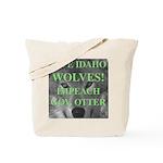 Save Idaho Wolves Tote Bag