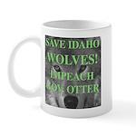 Save Idaho Wolves Mug