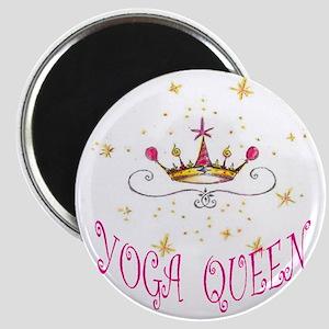 Yoga Queen Magnet
