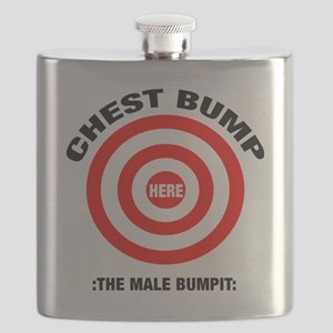 CHEST BUMP Flask