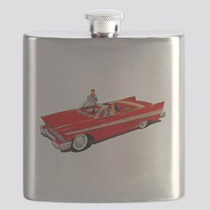 1957 Plymouth Belvedere Convertible Coupe Flask