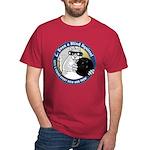 Bowling Blind Squirrel Dark T-Shirt
