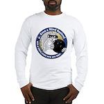 Bowling Blind Squirrel Long Sleeve T-Shirt
