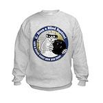 Bowling Blind Squirrel Kids Sweatshirt