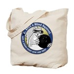 Bowling Blind Squirrel Tote Bag