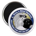 Bowling Blind Squirrel Magnet