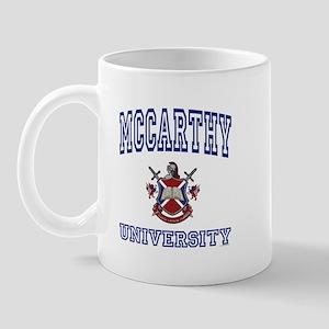 MCCARTHY University Mug