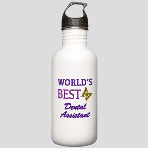 Worlds Best Dental Assistant (Butterfly) Stainless