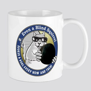 Hockey Blind Squirrel Mug