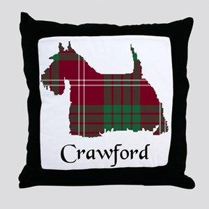Terrier - Crawford Throw Pillow