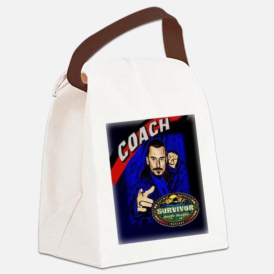 SURVIVOR 2011 Canvas Lunch Bag