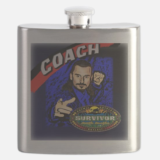 SURVIVOR 2011 Flask