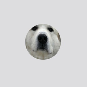 Great Pyrenees Mini Button