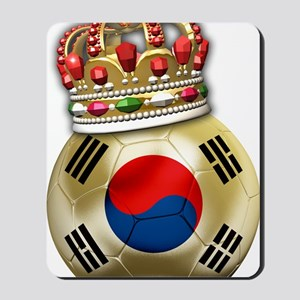 Korea Republic World Cup 6 Mousepad