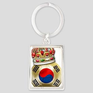 Korea Republic World Cup 6 Portrait Keychain