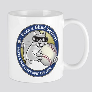 Baseball Blind Squirrel Mug