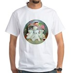 In Your Easter Bonnet White T
