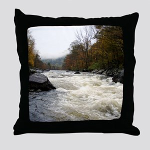 Zoar Gap Throw Pillow