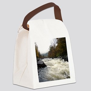 Zoar Gap Canvas Lunch Bag