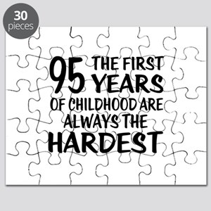 95 Years Of Childhood Are Always The Hardes Puzzle
