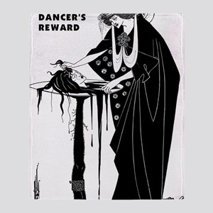 DANCERS_REWARD Throw Blanket