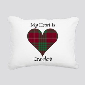 Heart - Crawford Rectangular Canvas Pillow