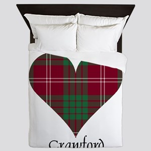 Heart - Crawford Queen Duvet
