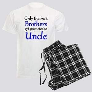 The Best Brothers Get Promoted To Uncle pajamas