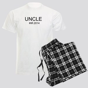 Uncle est. (Custom Year) pajamas