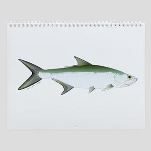 Florida Keys Fish 2 Wall Calendar