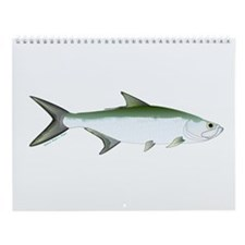 Florida Keys Fish 2 Wall Calendar