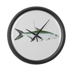 Tarpon Large Wall Clock