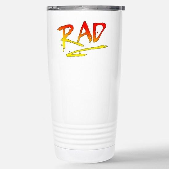 Rad_gradient2 Stainless Steel Travel Mug