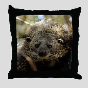 002Bearcat Throw Pillow
