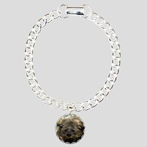 002Bearcat Charm Bracelet, One Charm