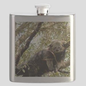001Bearcat Flask