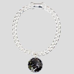 005Bearcat Charm Bracelet, One Charm