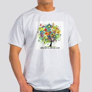 Tree 2 Light T-Shirt