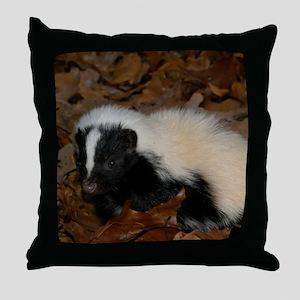 PB130416 Throw Pillow