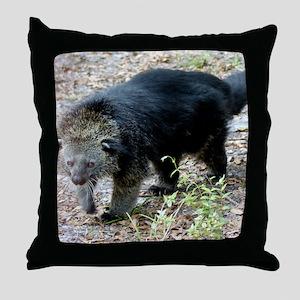 003Bearcat Throw Pillow