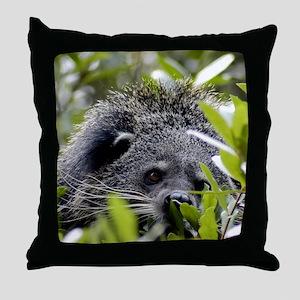 006Bearcat Throw Pillow