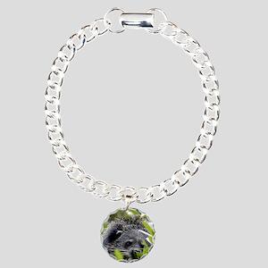 006Bearcat Charm Bracelet, One Charm