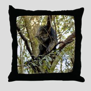 007Bearcat Throw Pillow